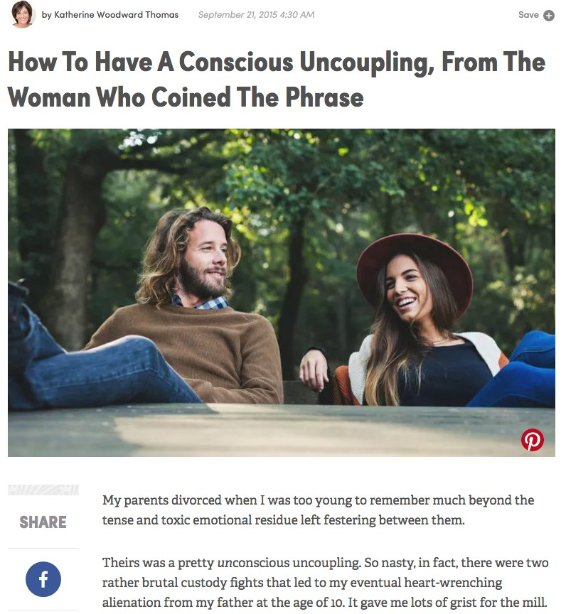 how to have a conscious uncoupling mindbodygreen